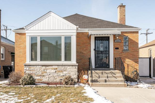 5052 N Neva Avenue, Chicago, IL 60656 (MLS #10978957) :: Jacqui Miller Homes