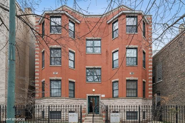 907 N Wood Street 2N, Chicago, IL 60622 (MLS #10978964) :: Jacqui Miller Homes