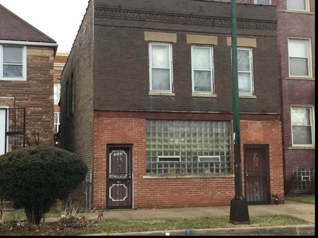 7032 S Saint Lawrence Avenue, Chicago, IL 60637 (MLS #10978974) :: Schoon Family Group