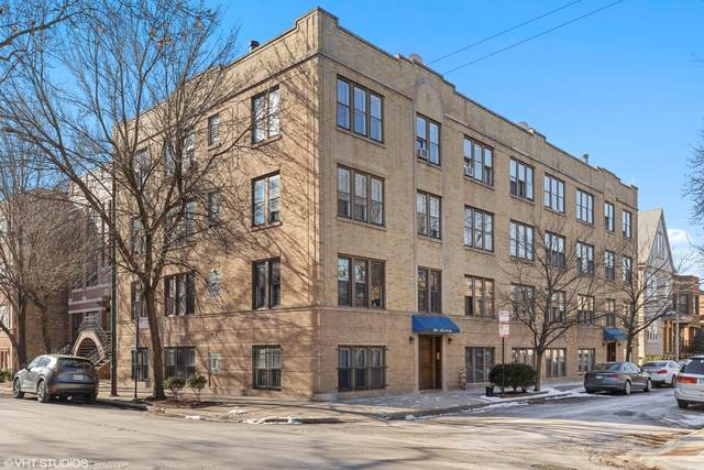 1205 W Lill Avenue G, Chicago, IL 60614 (MLS #10978983) :: Jacqui Miller Homes