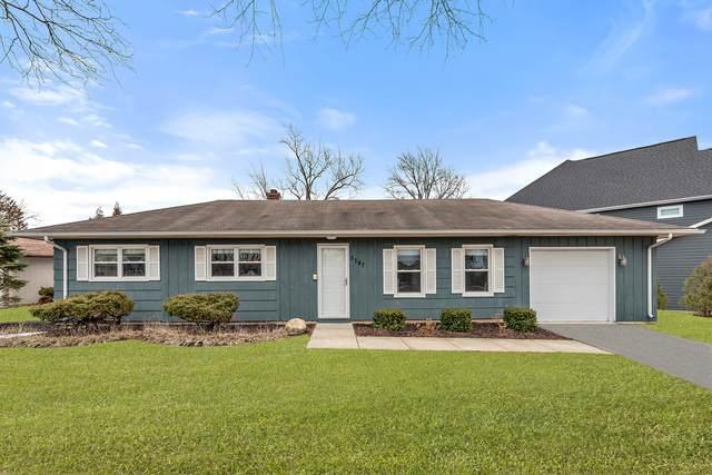 5547 S Bruner Street, Hinsdale, IL 60521 (MLS #10979029) :: Janet Jurich