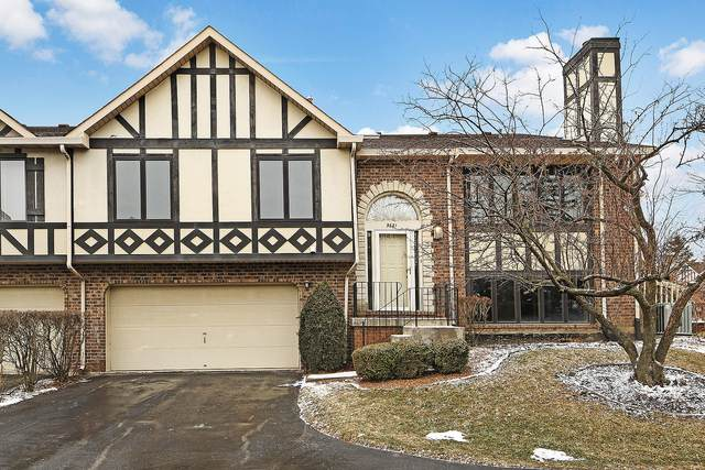 9321 Windsor Parkway #149, Tinley Park, IL 60487 (MLS #10979042) :: Touchstone Group