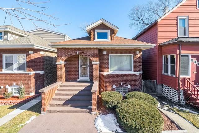9153 S Blackstone Avenue, Chicago, IL 60619 (MLS #10979074) :: Suburban Life Realty