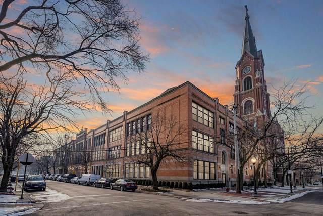 1660 N Hudson Avenue 2M, Chicago, IL 60614 (MLS #10979089) :: Ryan Dallas Real Estate