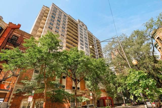 21 W Chestnut Street #1502, Chicago, IL 60610 (MLS #10979098) :: Ryan Dallas Real Estate