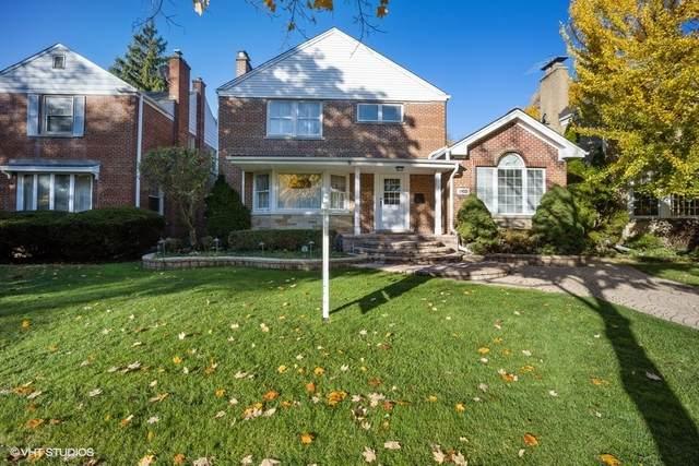 1102 S Seminary Avenue, Park Ridge, IL 60068 (MLS #10979119) :: Suburban Life Realty