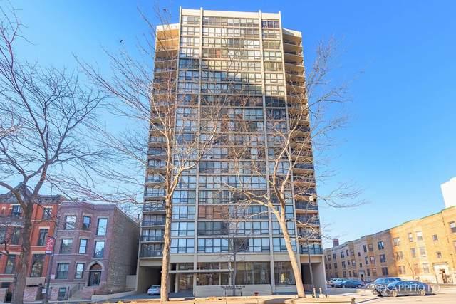 1540 N La Salle Drive #706, Chicago, IL 60610 (MLS #10979152) :: Ryan Dallas Real Estate