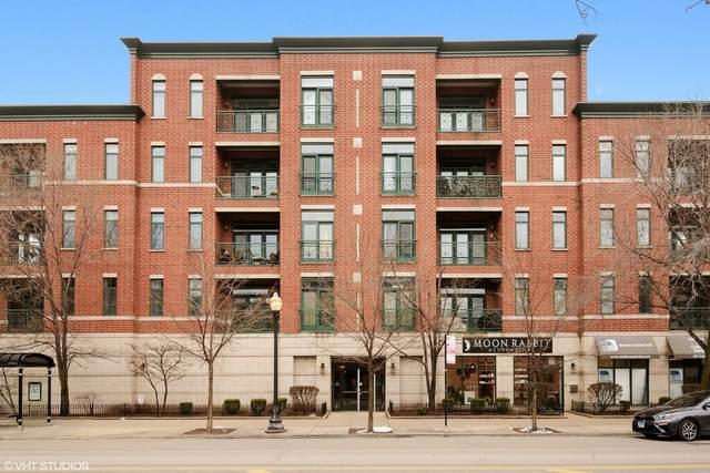 1111 W Madison Street 2D, Chicago, IL 60607 (MLS #10979169) :: Ryan Dallas Real Estate