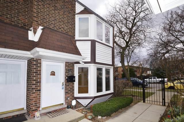 7537 N Ridge Boulevard #7, Chicago, IL 60645 (MLS #10979171) :: Jacqui Miller Homes