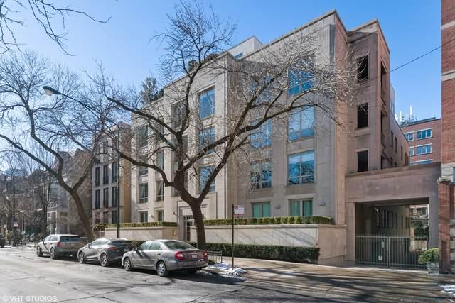 1422 N La Salle Drive #201, Chicago, IL 60610 (MLS #10979179) :: Ryan Dallas Real Estate