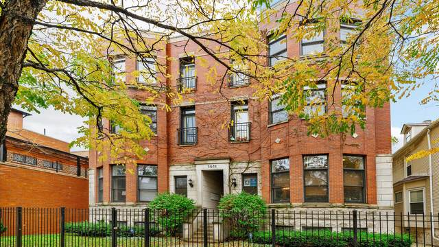 1511 W Montrose Avenue 3W, Chicago, IL 60613 (MLS #10979189) :: Jacqui Miller Homes