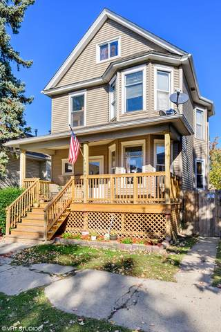 5140 W Berenice Avenue, Chicago, IL 60641 (MLS #10979203) :: Janet Jurich