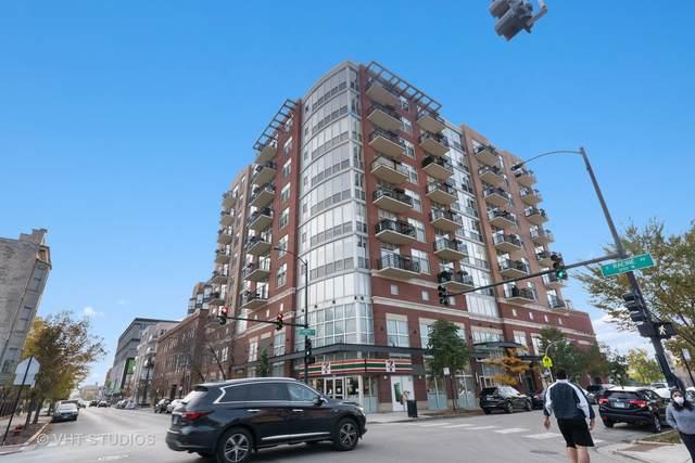 1201 W Adams Street #403, Chicago, IL 60607 (MLS #10979213) :: Ryan Dallas Real Estate