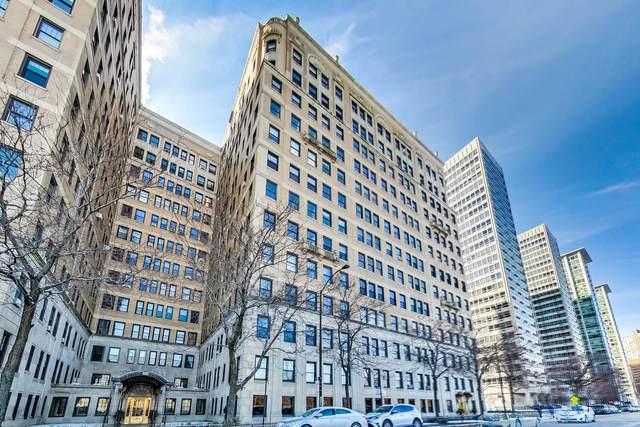 3520 N Lake Shore Drive 9H, Chicago, IL 60657 (MLS #10979223) :: Ryan Dallas Real Estate