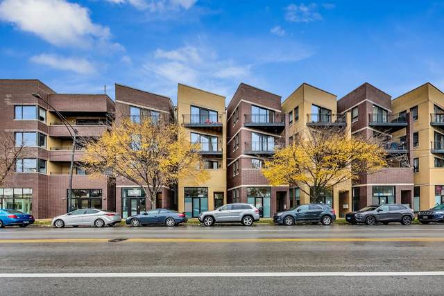 2818 W Chicago Avenue #4, Chicago, IL 60622 (MLS #10979271) :: The Wexler Group at Keller Williams Preferred Realty