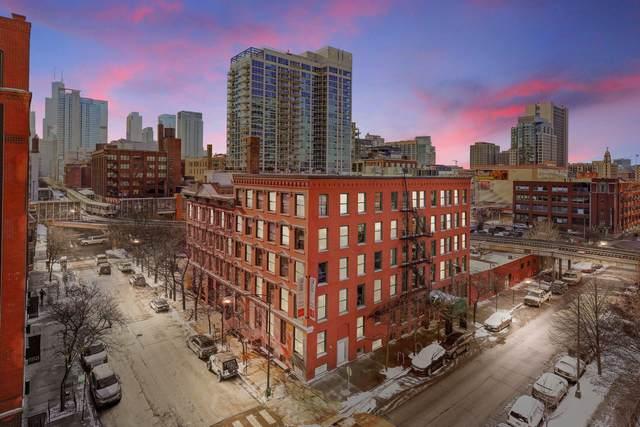 849 N Franklin Street #621, Chicago, IL 60610 (MLS #10979277) :: Ryan Dallas Real Estate