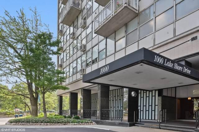 1000 N Lake Shore Drive #1505, Chicago, IL 60611 (MLS #10979301) :: Ryan Dallas Real Estate