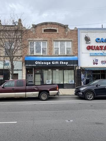 4046 W North Avenue, Chicago, IL 60639 (MLS #10979334) :: Suburban Life Realty