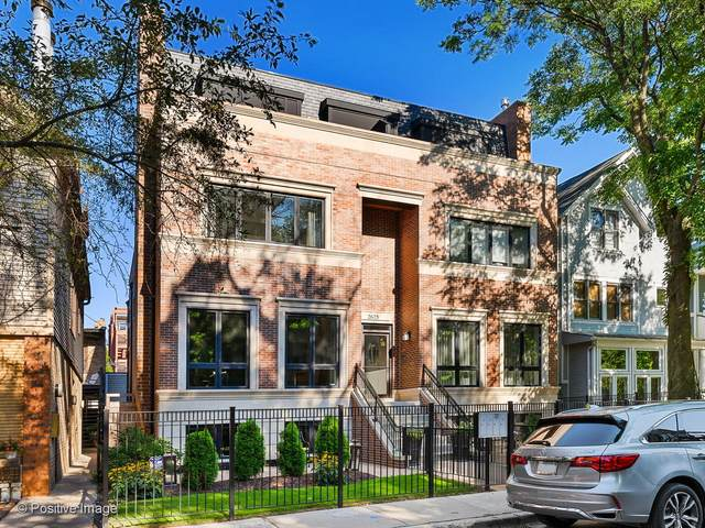 2675 N Burling Street 1N, Chicago, IL 60614 (MLS #10979348) :: Ryan Dallas Real Estate