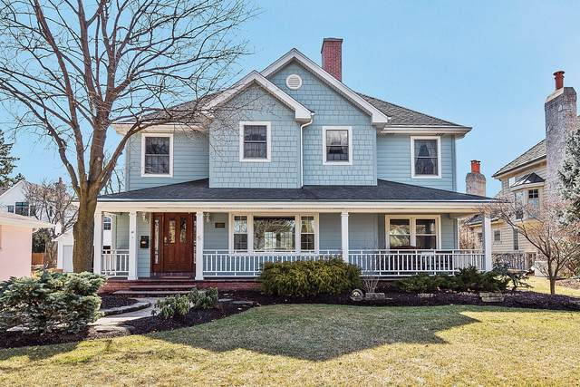 451 Colfax Avenue, Clarendon Hills, IL 60514 (MLS #10979355) :: Suburban Life Realty