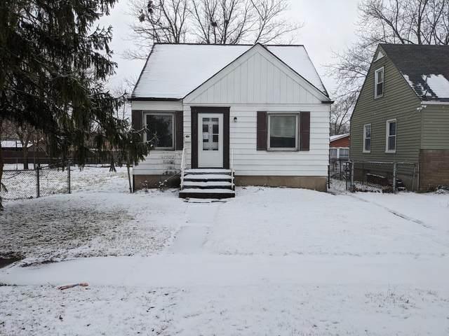 14924 E Riverside Drive, Harvey, IL 60426 (MLS #10979367) :: Janet Jurich