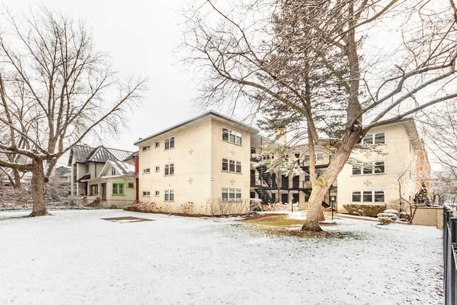 4258 N Greenview Avenue 3A, Chicago, IL 60613 (MLS #10979383) :: Ryan Dallas Real Estate