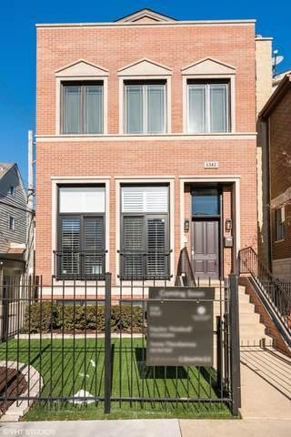1342 W Melrose Street, Chicago, IL 60657 (MLS #10979412) :: Ryan Dallas Real Estate