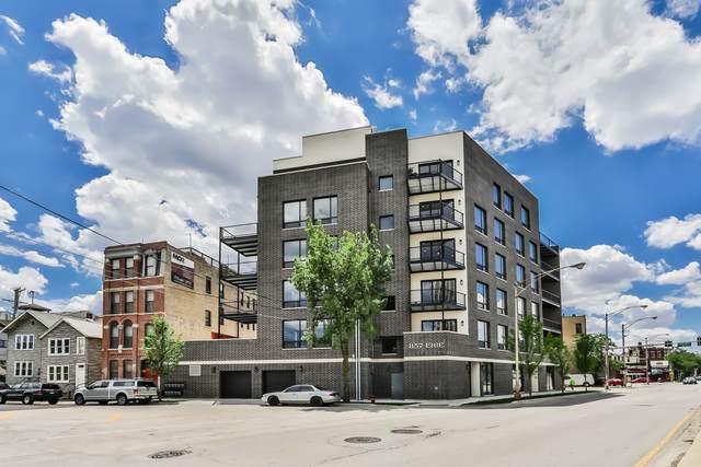 1157 W Erie Street 3E, Chicago, IL 60642 (MLS #10979418) :: Janet Jurich