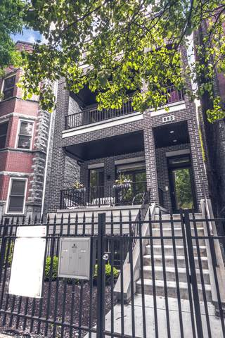 863 W Wrightwood Avenue #3, Chicago, IL 60614 (MLS #10979427) :: Ryan Dallas Real Estate