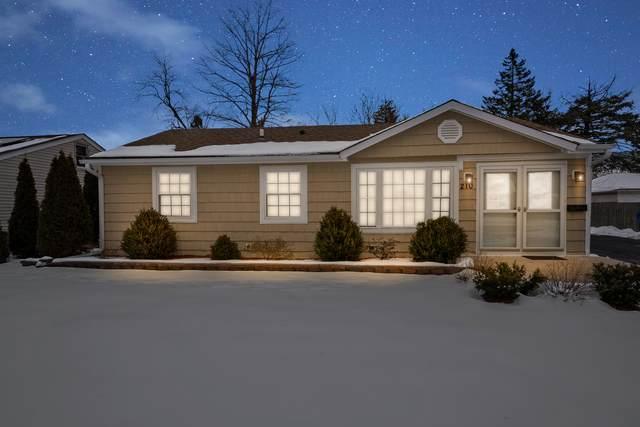 210 Fairway Lane, Carpentersville, IL 60110 (MLS #10979436) :: Suburban Life Realty