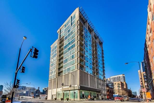 700 W Van Buren Street W #608, Chicago, IL 60607 (MLS #10979445) :: Ryan Dallas Real Estate