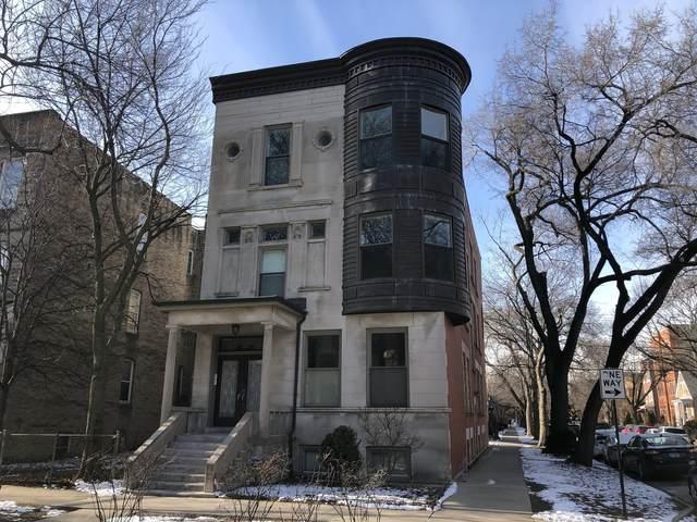 924 N Hoyne Avenue 2W, Chicago, IL 60622 (MLS #10979449) :: Janet Jurich