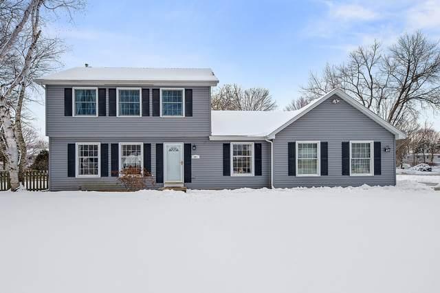 26W281 Menomini Drive, Wheaton, IL 60189 (MLS #10979462) :: Jacqui Miller Homes