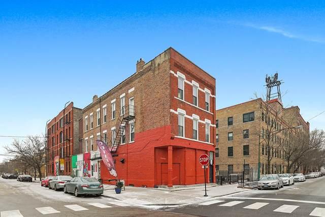 543 N Noble Street, Chicago, IL 60642 (MLS #10979474) :: Janet Jurich