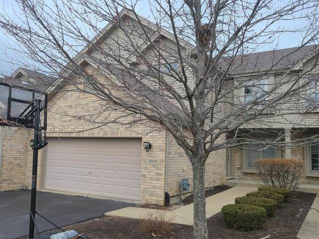9004 Newcastle Court, Tinley Park, IL 60487 (MLS #10979477) :: Touchstone Group