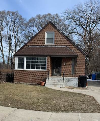 9515 S Yates Boulevard, Chicago, IL 60617 (MLS #10979509) :: Schoon Family Group