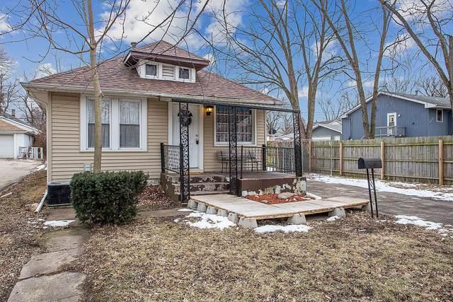306 Oakview Avenue, Joliet, IL 60433 (MLS #10979520) :: The Dena Furlow Team - Keller Williams Realty