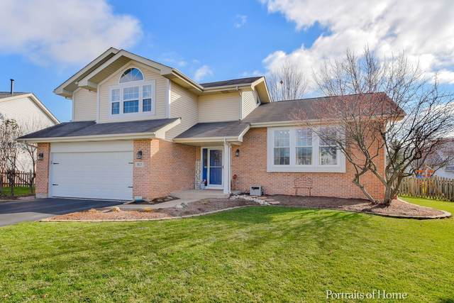 167 Forestview Court, Aurora, IL 60502 (MLS #10979572) :: The Spaniak Team