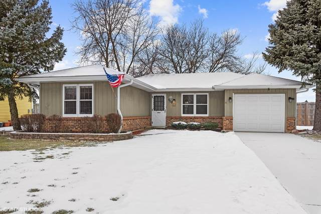 908 Shady Lane, Aurora, IL 60506 (MLS #10979583) :: The Dena Furlow Team - Keller Williams Realty