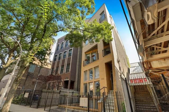 1543 N Hudson Avenue #1, Chicago, IL 60610 (MLS #10979599) :: Ryan Dallas Real Estate