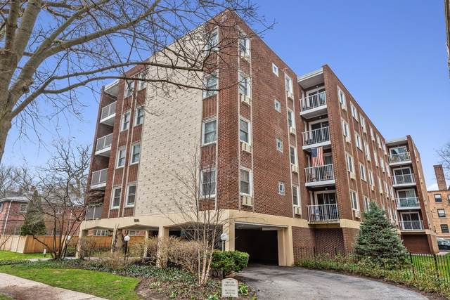 1310 Maple Avenue 4B, Evanston, IL 60201 (MLS #10979600) :: The Wexler Group at Keller Williams Preferred Realty