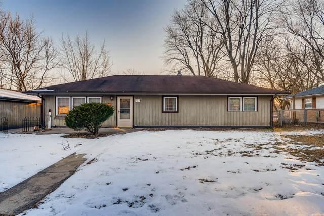 139 Iroquois Street, Park Forest, IL 60466 (MLS #10979611) :: Janet Jurich