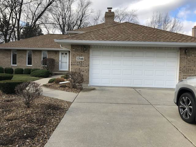 17846 66th Avenue, Tinley Park, IL 60477 (MLS #10979624) :: Touchstone Group