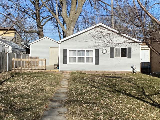 3410 W 116th Place, Chicago, IL 60655 (MLS #10979638) :: The Spaniak Team