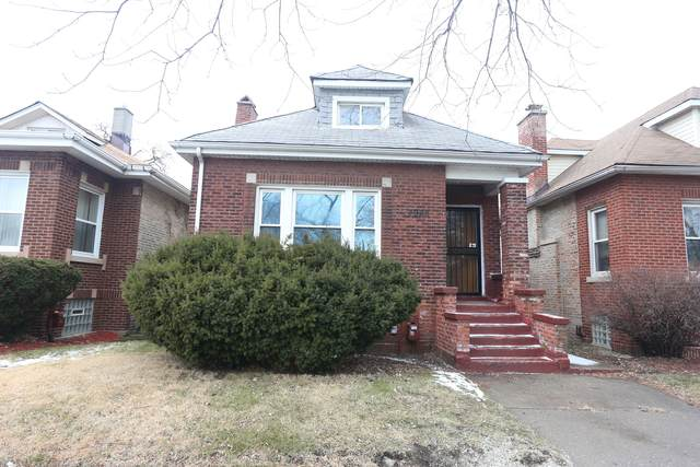 7928 S Blackstone Avenue, Chicago, IL 60619 (MLS #10979657) :: The Dena Furlow Team - Keller Williams Realty