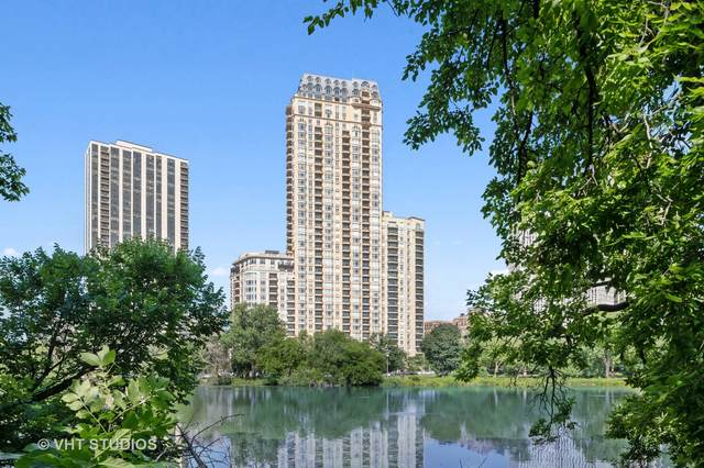 2550 N Lakeview Avenue N1701, Chicago, IL 60614 (MLS #10979671) :: Ryan Dallas Real Estate