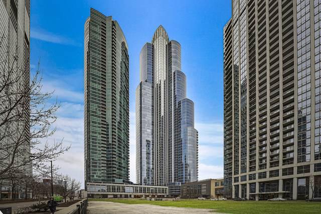 1211 S Prairie Avenue #2104, Chicago, IL 60605 (MLS #10979707) :: The Dena Furlow Team - Keller Williams Realty