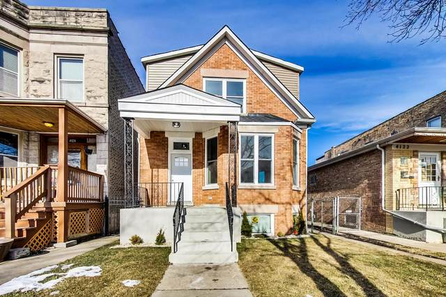4126 W Cornelia Avenue, Chicago, IL 60641 (MLS #10979903) :: The Dena Furlow Team - Keller Williams Realty