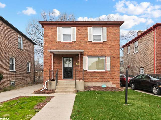 2126 W 75th Place, Chicago, IL 60620 (MLS #10980122) :: Janet Jurich