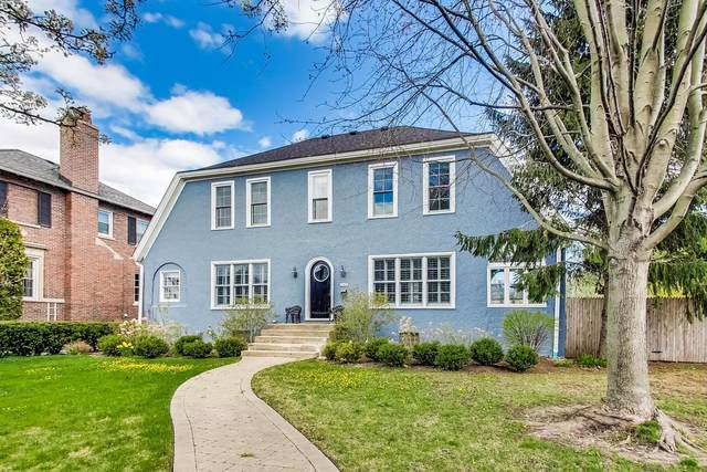 107 Bertling Lane, Winnetka, IL 60093 (MLS #10980129) :: RE/MAX IMPACT